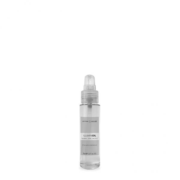 Illumin-olía-í-hár-frá-Leyton-House-75-ml-flaska