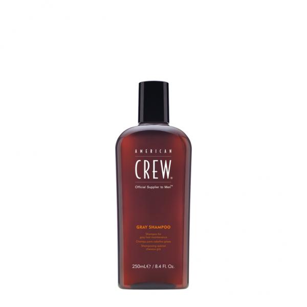 American Crew - gray shampoo 250ml