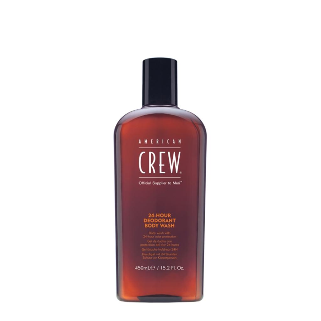 American Crew - 24-hour deodorant body wash 450ml
