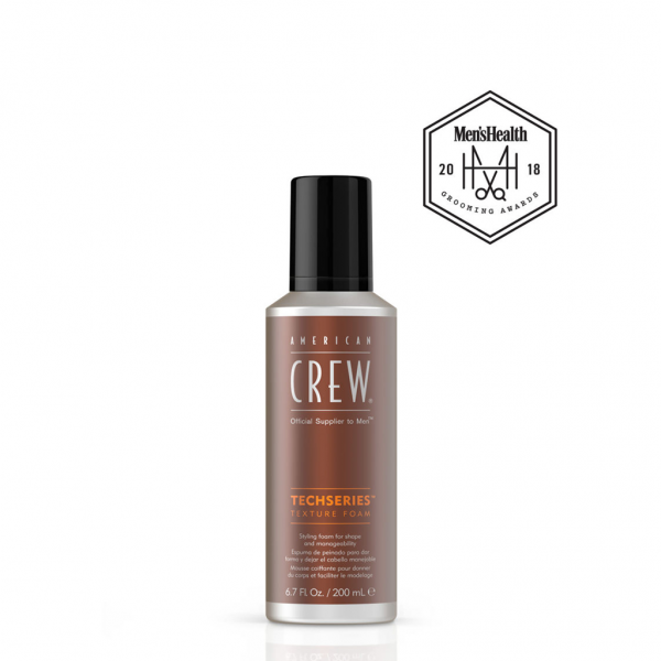 American Crew - techseries texture foam 200ml