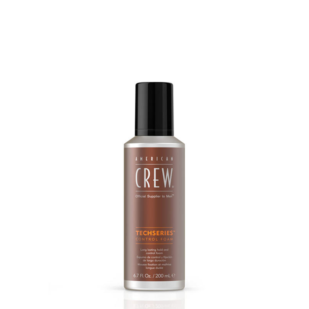 American Crew - techseries control foam 200ml